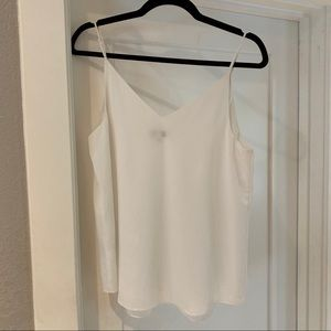 Express white cami